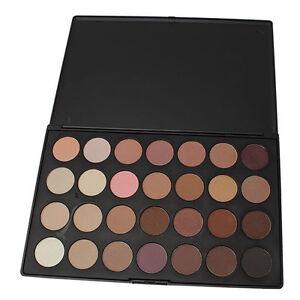 New Professional 28 Color Neutral Warm Eyeshadow Palette Eye ...