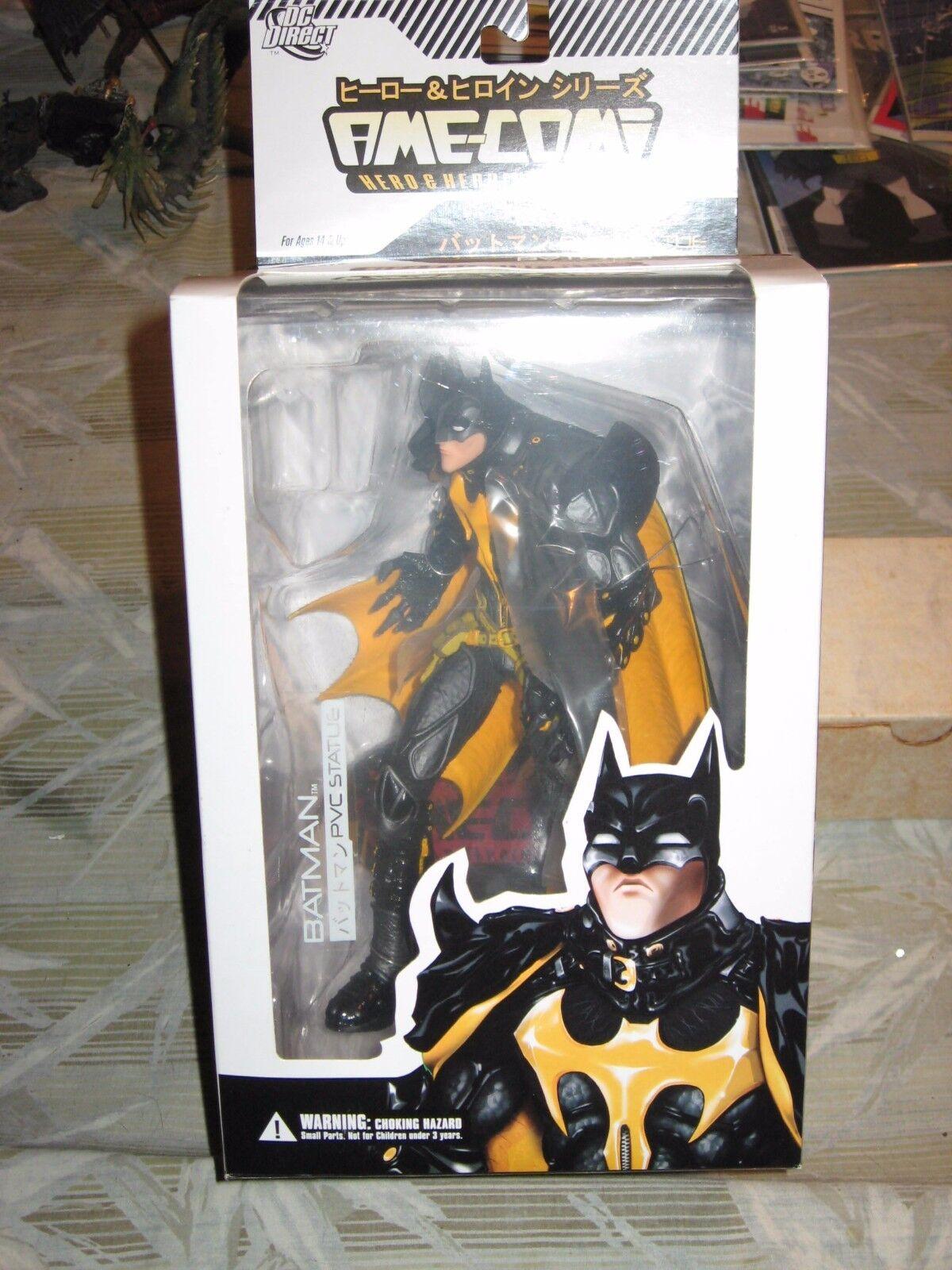 2009 ame comi Heroine Serie Batman Figura Estatua PVC DC Direct   nuevo En Caja  sólo Macho