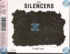 THE SILENCERS I WANT YOU CD MAXI