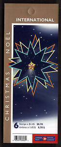 BOOKLET-BK316-2127a-CHRISTMAS-MARY-JOSEPH-JESUS-PANE-OF-6