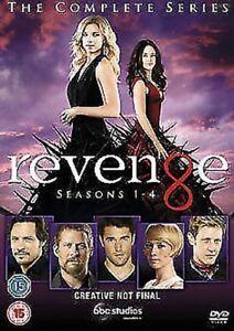 Revenge-Stagione-1-a-4-Collezione-Completa-DVD-Nuovo-DVD-BUG0255601