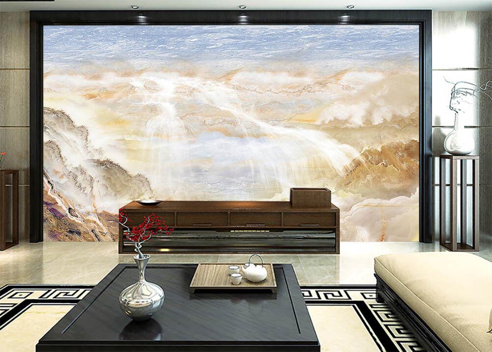 Waves Monstrous 3D Full Wall Mural Photo Wallpaper Printing Home Kids Decor