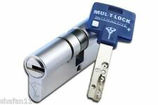 Mul T Lock INTERACTIVE Cylinder KNOB 80mm Thumbturn Euro Door Lock Locksmith