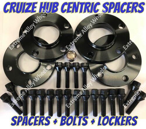 Espaciadores Rueda Aleación 25mm X 4 BMW F30 F31 F34 M14X1.25 casilleros B CRUIZE