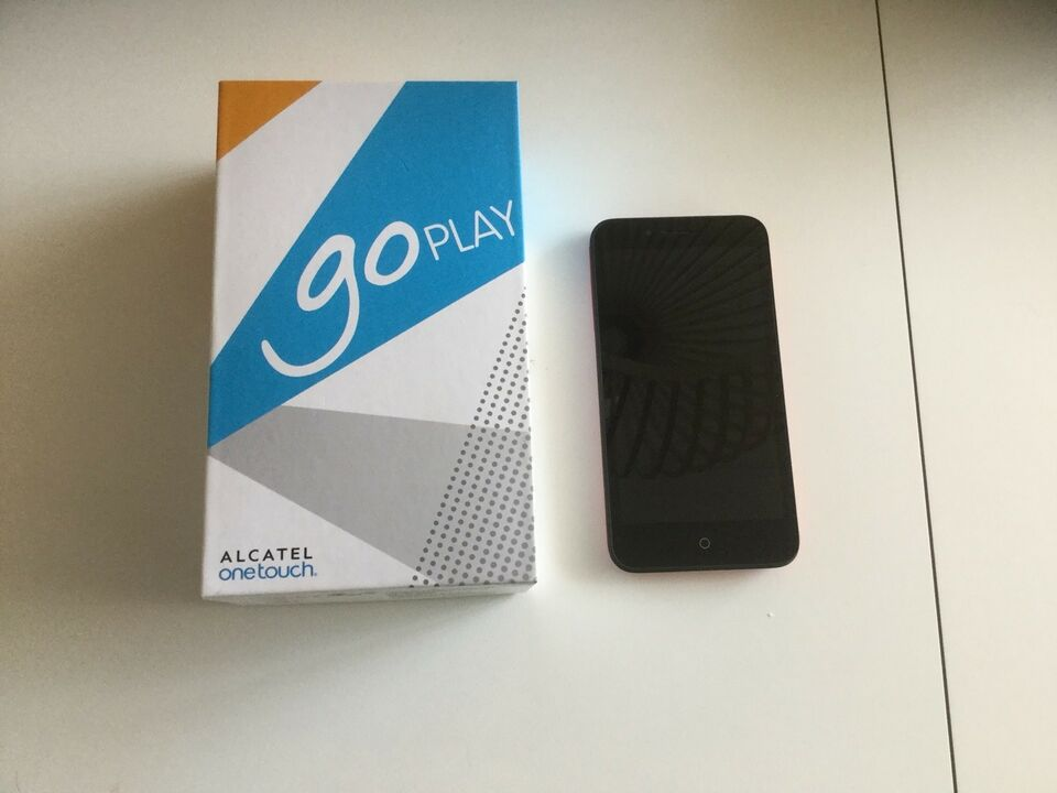 Alcatel Go play , Perfekt