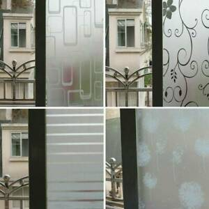 Waterproof-PVC-Privacy-Frosted-Bedroom-Bathroom-Window-Sticker-Glass-Film-Decal