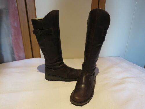 Fly Genouill Mol Aux Bottes London PaBTR