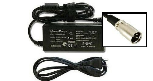 96W Merits S-132 Mobility Power wheel chair Scooter power supply ac adapter cord