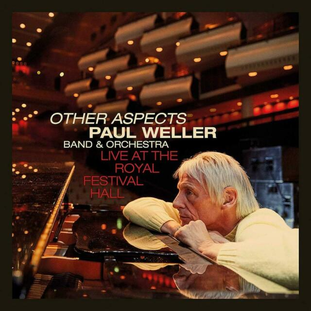 PAUL WELLER OTHER ASPECTS LIVE 2 CD & DVD SET (New Release March 8th 2019)