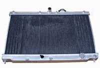2 Row Performance Aluminum Radiator Fit For Honda Prelude S Model 2.2l Mt