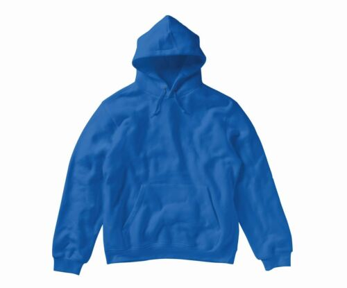 SG Men/'s Blank Hooded Sweatshirt Plain Hoodie Pullover