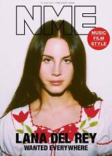 LANA DEL REY Photo Cover interview UK NME MAGAZINE JULY 21st 2017