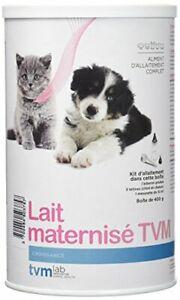 TVM-Lait-Maternise-Poudre-Oral-pour-chiots-chaton-et-petits-mammiferes-Boite-de