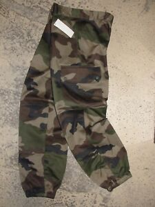 French-Army-pants-camoflage-034-Centre-Europe-034-C-E-trousers-new-all-sizes