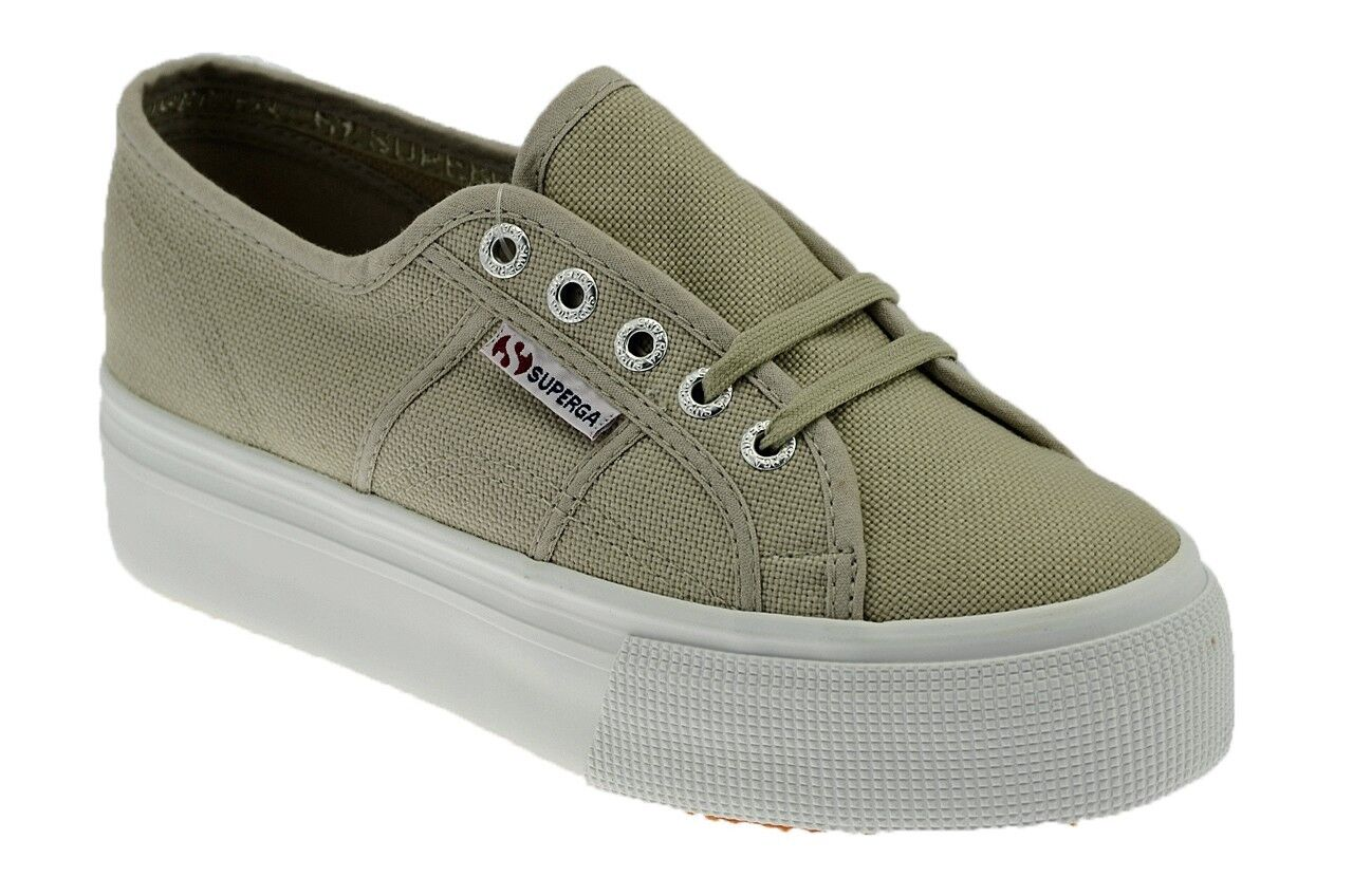 Superga 2790 Up TAU53507 and Down Casual Nuevo TAU53507 Up ZAPATOS MODA MUJER 1247d9