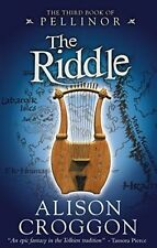 The Riddle by Alison Croggon (Paperback, 2016)