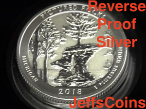 2018-S-REVERSE-Pictured-Rocks-Lakeshore-90-Silver-Proof-Park-Quarter-Michigan
