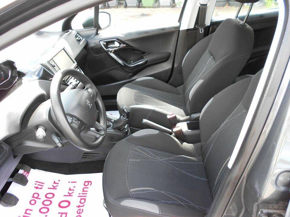 Peugeot 208 1,4 HDi 68 Active Diesel modelår 2013 km 128000