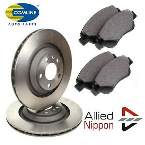 TOYOTA AYGO 1.0  1.4 HDi  FRONT BRAKE PADS AND DISCS VENTED 2005 ON