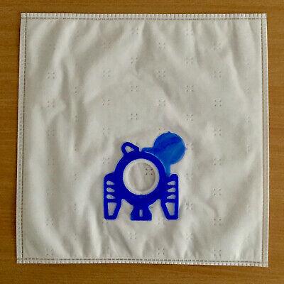 2 Filter Staubbeutel 10 Staubsaugerbeutel für Miele S 3101 Air Clean