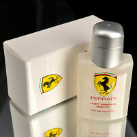 Scuderia Ferrari Perfume Light Essence Bright EDT 4ml 0.13oz Min Men Cologne NIB