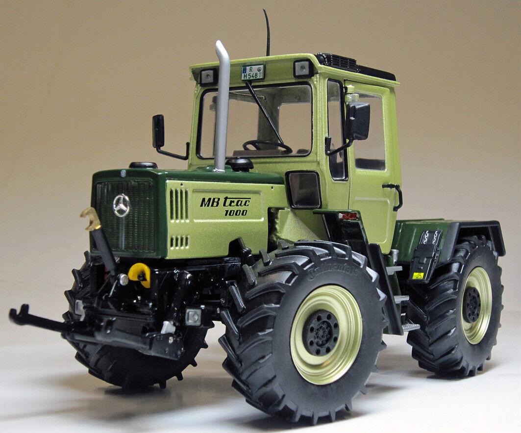 1043 MBTrac 1000 w441 19871991, 1 32 Weise giocattoli