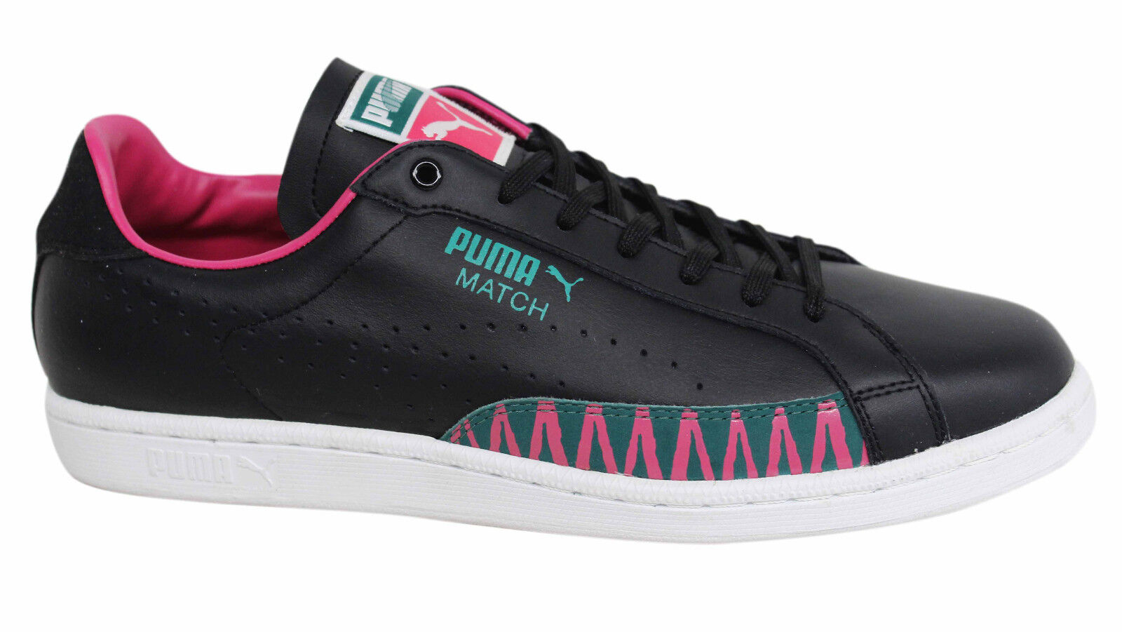 Puma Match Ltd Lace Up Negro Synthetic 349037 Hombre Trainers 349037 Synthetic 01 d136 especial de tiempo limitado 336c13