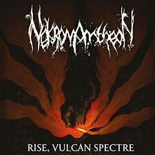 NEKROMANTHEON RISE VULCAN SPECTRE COLOURED VINYL LP 180 GRAM SEALED