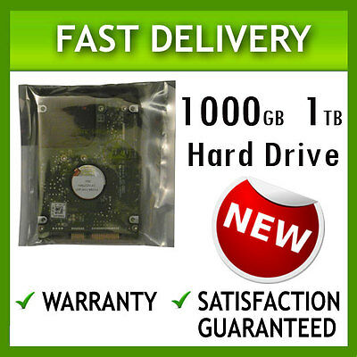1TB 2.5 LAPTOP HARD DISK DRIVE FOR SONY VAIO VPCSB37GH VGN-NR11Z/S VPCCW1S1T/W