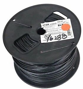 12 Stranded Wire | 12 Stranded Thhn White Electrical Copper Wire 500 Ft 12 Gauge