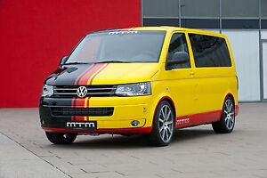 4x-MTM-Bimoto-Felge-9x20-ET-45-Titanpoliert-5x120-65-1-VW-T5-Bus-Alufelge-Satz
