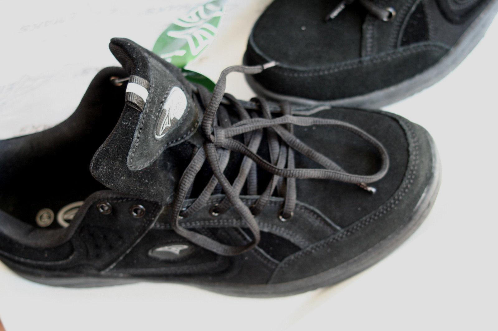 EMAKS MOCASSIN MOCASSIN MOCASSIN    Neu  schwarz  echt Leder Velours Hic tec usw kombiniert   Gr 44  | Online-Shop  37f8cd