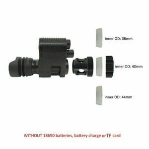 Night Vision Scope Video Record Hunting Camera for Rifle Optical Sight Telescope