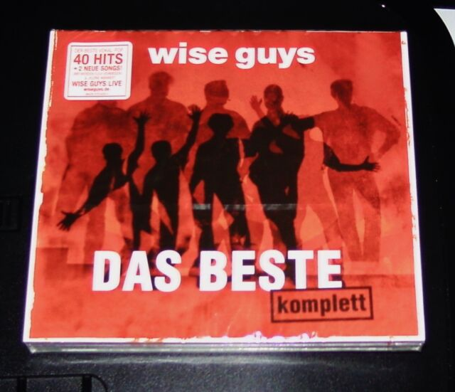 Das Beste Komplett Ger 0602557216790 By Wise Guys Cd