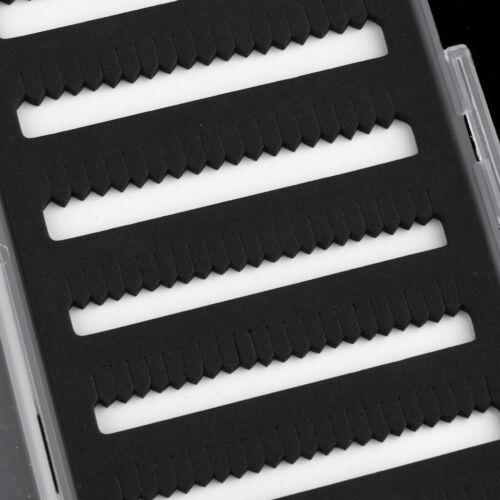 Fliegendose Wasserdicht Fliegenbox wasserdicht transparent, Doppelseitig