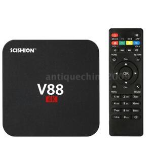 V88-Android-6-0-Smart-TV-BOX-4K-Latest-RK3229-Quad-Core-8GB-HD-1080P-WIFI-Media