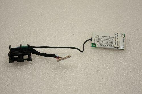 Dell latitude c840 modem board cable 0e828 plugs