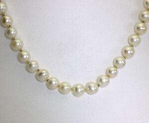 Collar-de-perlas-14K-oro-amarillo-61-cultivada-6-5MM-7-MM-individual-hilos