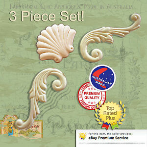 Shabby-Chic-French-Resin-Furniture-Molding-Furniture-Appliques-Carving-Scrolls