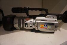 Sony Handycam DCR-VX2000E PAL Camcorder HÄNDLER TESTED