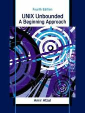 UNIX Unbounded: A Beginning Approach (4th Edition)-ExLibrary