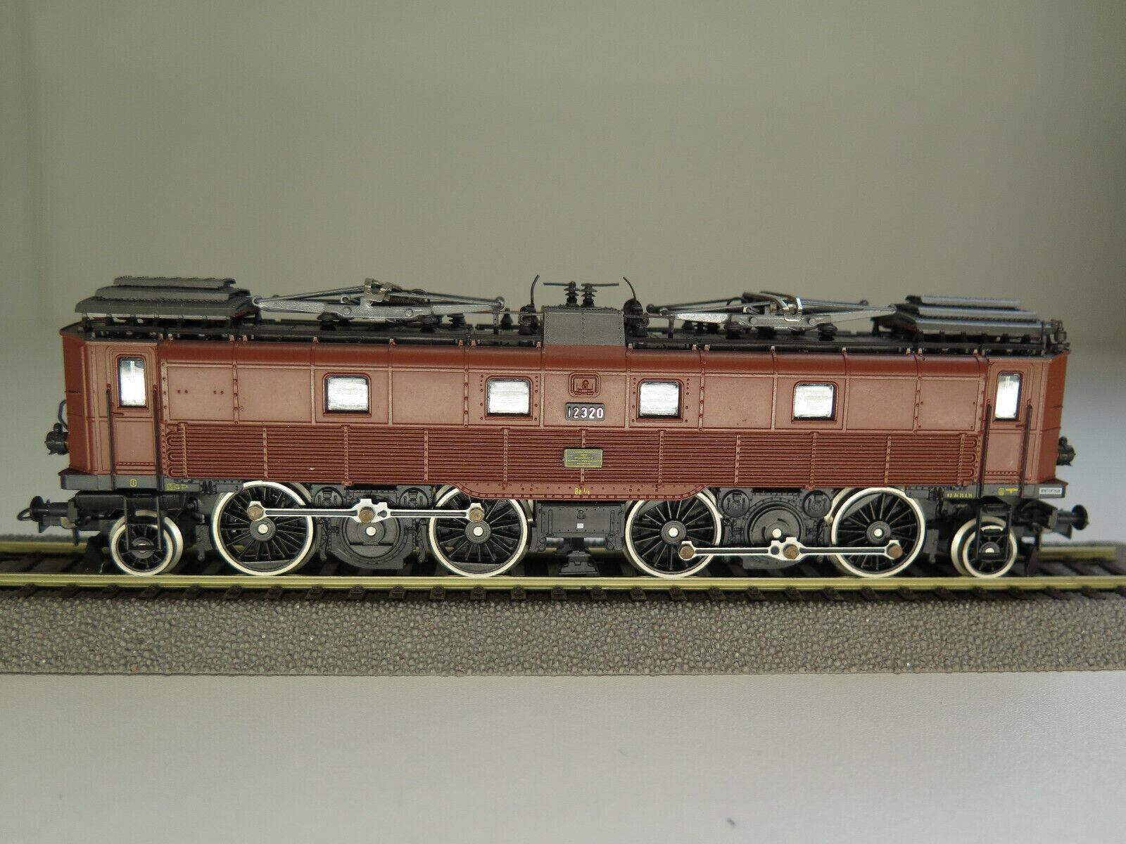 ROCO 04191btraccia h0elektrolokomotive be 46 12320 delle SBBScatola Originale  01218266