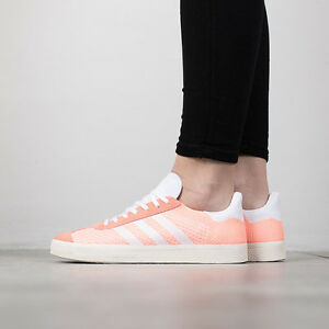 WOMEN'S SHOES SNEAKERS ADIDAS GAZELLE PRIMEKNIT [BB5211]