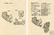 Transformers GROOVE US Patent Art Print READY TO FRAME! Protectobot  Takara Bike