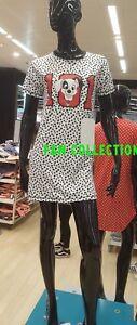 a0a2d0dfdb0c Image is loading Ladies-Primark-Disney-101-Dalmatians-Dogs-Nightdress-T-