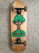 Vintage VISION Chris Gentry GIN Tree skateboard Gullwing Truck Wheels Old School