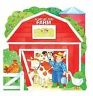 A Day at the Farm by Happy Books (Board book, 2015)