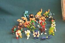 vintage lot of 27 monsters in my pocket 1995 wrestlers , sport stars figure toy