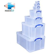 Really Useful Boxes in All Sizes 0.9L - 145L with CHEAP Bulk Pricing + FREE P&P!