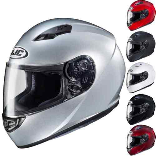 HJC CS-R3 Full Face Mens Street Bike DOT Riding Motorcycle Helmets